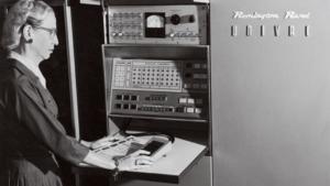 Pioneering Women in Technology – Grace Hopper