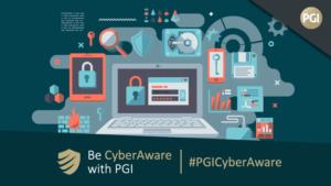 Cyber Awareness Month 2018 at PGI