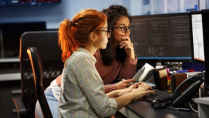 Celebrating women in technology
