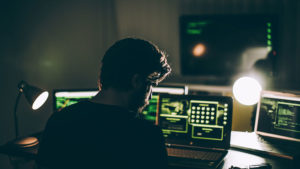 How a hacker will access your network