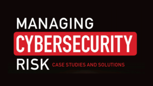 Managing Cyber Security Risk – Brian Lord's chapter