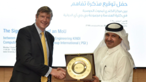 MEDIA RELEASE: PGI partners with Qatar University to develop cyber training capability