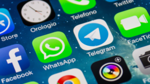 Russia -Crackdown on Telegram points to growing state influence online