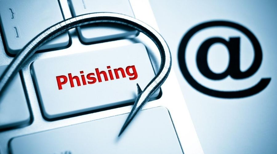 healthcare business email compromise phishing