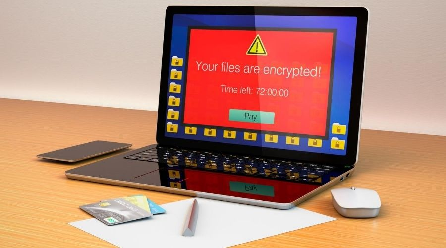 ransomware cyber security healthcare