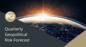 PGI's Quarterly Geopolitical Risk Forecast: Q3 2021