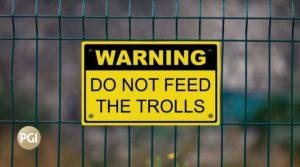 Malign trolling: Tarnishing reputations and influencing media narratives