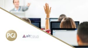 Protection Group International (PGI) partners with althaus digital to provide world-class cyber security training to UK apprentices